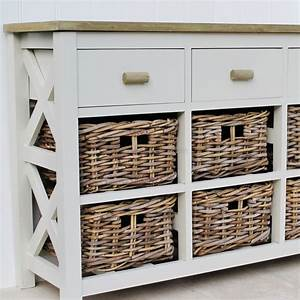 9 Drawer Basket Storage Unit Bliss and Bloom Ltd