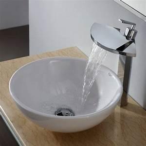 Waschbeckenschrank Für Aufsatzwaschbecken : waschbecken rund mit unterschrank ~ Michelbontemps.com Haus und Dekorationen