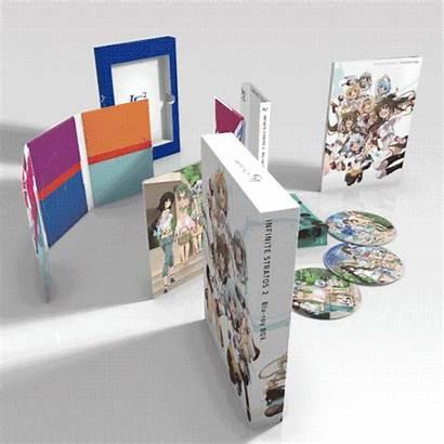 Infinite Stratos Premium Box Filmworks Sentai Anime