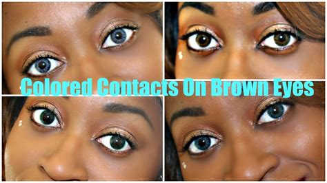 hazel color contacts how to freshlook colorblends grey green hazel