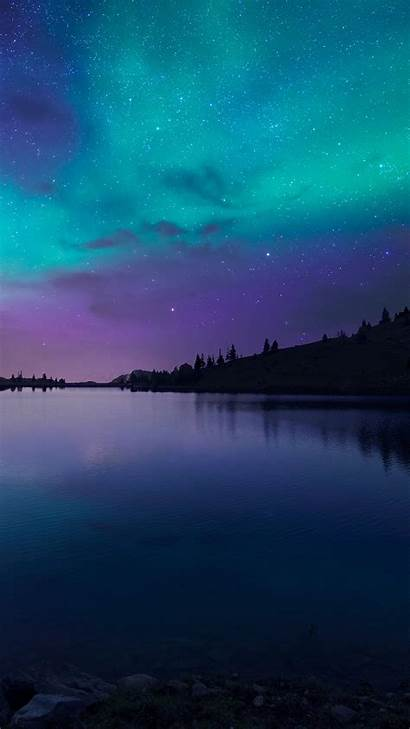 Ipod Wallpapers Colourful Aurora Mac Definition 4k
