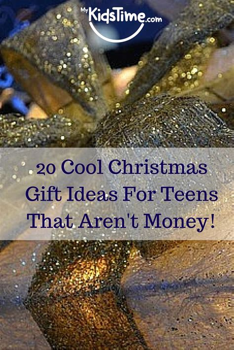 20 cool christmas gift ideas for teens that aren t money