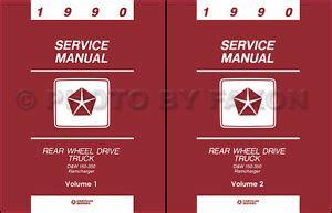 service manual how fix replacement 1992 dodge d250 club for a valve gasket service manual 1990 dodge pickup truck shop manual d150 d250 d350 w150