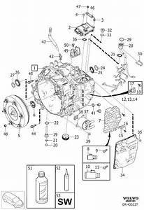 Volvo Xc40 Control Unit  Transmission  Automatic  Tcm