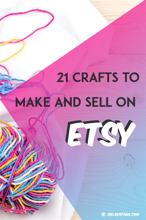 sell  etsy  crafts    sell