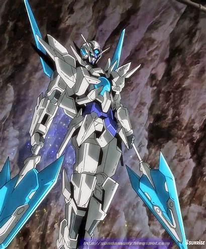 Gundam Build Fighters Try Burning Transient Characters