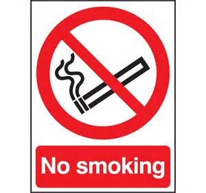 Image result for no smoking signs