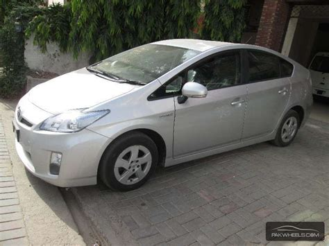 2010 Toyota Prius For Sale by Used Toyota Prius 2010 Car For Sale In Lahore 874364