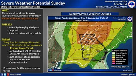 severe weather  tomorrow   saturday morning