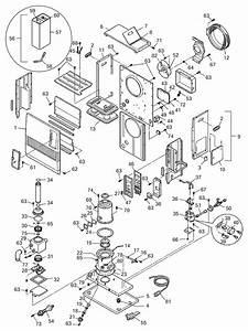 Toyotomi Laser 56 Parts