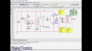 Inverter Simulation On Multisim