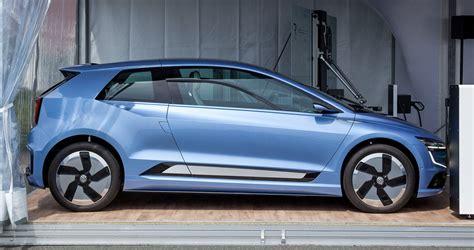 News - Volkswagen Gen.E Concept Previews Next Golf?