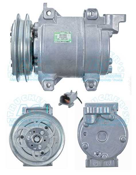 denso compressor clutch deere oem 4719131