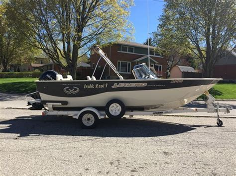 Legend Boats Canada Dealers by Used Boat Used Legend Xcalibur Boat