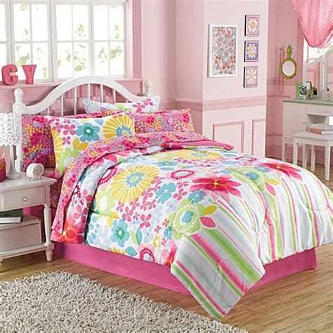 bed bath and beyond comforters buy bouquet 6 comforter and sheet set from bed