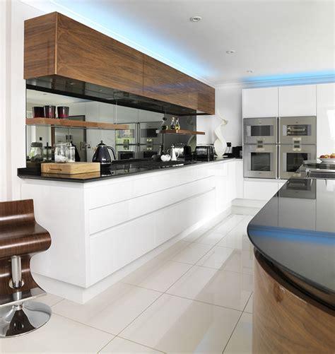 rails truehandlelesskitchens handleless kitchens appointment wenge true