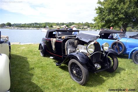 1932 Bugatti Type 49 History, Pictures, Value, Auction