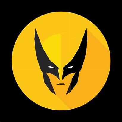 Wolverine Icons Superheroes Superhero Marvel Launch Icon