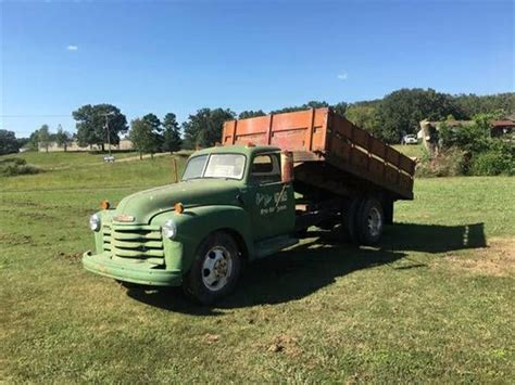 Chevrolet Dump Truck For Sale Classiccars