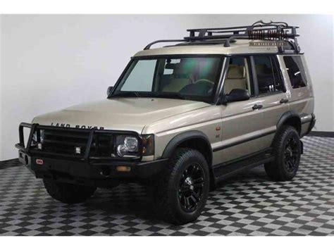 land rover discovery  sale classiccarscom cc