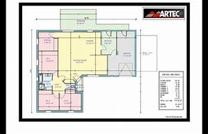 plan maison 3 chambres 1 bureau evtod newsindoco With plan maison 3 chambres 1 bureau