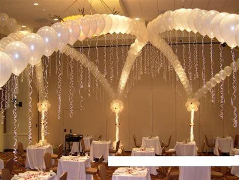 balloon decorations  wedding  bridal showers