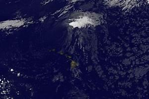 Satellite Spots Jimena's Remnants North of Hawaiian ...