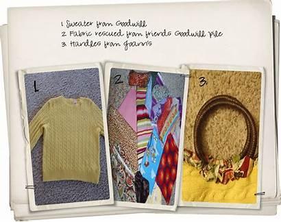Purse Sweater