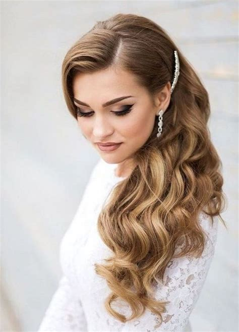 hair curled to the side styles 34 side swept hairstyles you should try