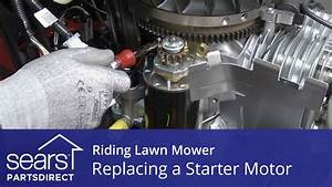 Starter For A Craftsman Lawn Mower