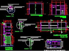 Closet 2D DWG Detail for AutoCAD • Designs CAD