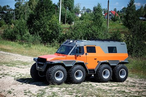offroad cer avtoros shaman 8 8 cool armored cars