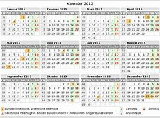Kalender 2015 zum Ausdrucken kostenlos