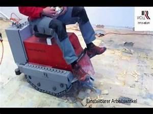 Fliesenkleber Entfernen Maschine : elastisch verklebtes parkett entfernen mit dem roll ~ Michelbontemps.com Haus und Dekorationen