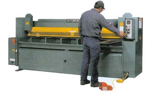 10 ga 8 betenbender sheet metal shear industrial machinery machine tool sales and