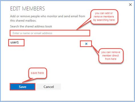 Office 365 Portal Open Shared Mailbox by Create And Open A Shared Mailbox In Office 365 Office