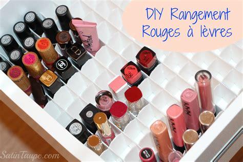 diy rangement make up astuces rangement maquillage diy