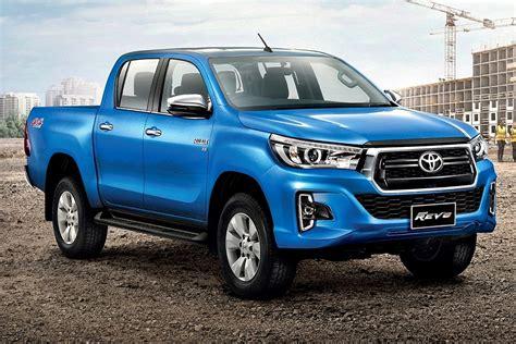 Toyota Apresenta Hilux 2018 Reestilizada Na Tailândia