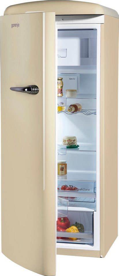 kühlschrank mit gefrierfach 60 cm tief gorenje k 252 hlschrank orb 153 c l 154 cm hoch 60 cm breit