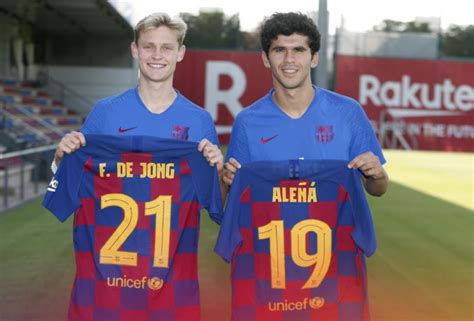 Emotional Story Behind New FC Barcelona Signings Shirt Nr ...