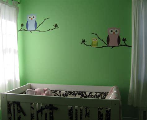 Babyzimmer Wandgestaltung Streifen by 100 Ideen F 252 R Wandgestaltung In Gr 252 N Archzine Net
