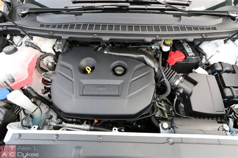 2 0 L Ecoboost by 2015 Ford Edge 2 0l Ecoboost Turbo Engine 001 The