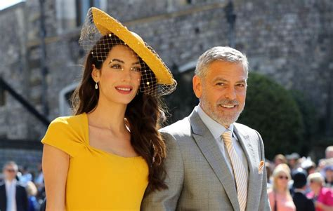 truth  george clooneys relationship  wife amal