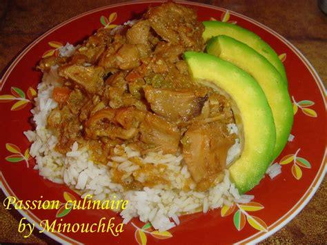 recette de cuisine antillaise guadeloupe fricassé de lambi plat créole culinaire by minouchka
