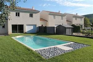 creation d39 un jardin autour d39une piscine gemenos With jardin autour d une piscine