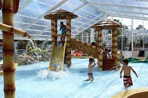camping l39oree de l39ocean 4 etoiles camping vendee With camping vendee piscine couverte toboggan