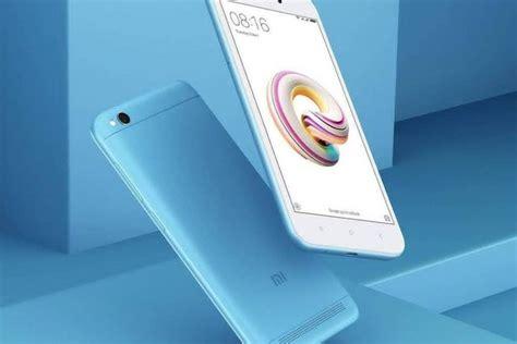 """Hari Ini Xiaomi Gelar """"Flash Sale"""" Redmi 5A Biru di Lazada"""