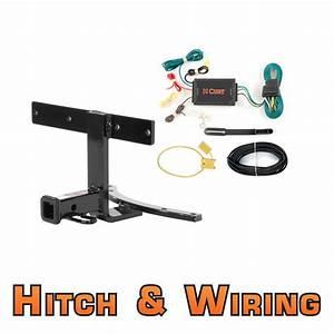 Curt Class 1 Trailer Hitch  U0026 Wiring For 98