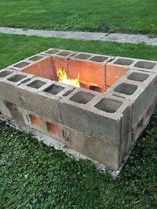 15, Cozy, Outdoor, Fire, Pit, Seating, Design, Ideas, For, Backyard