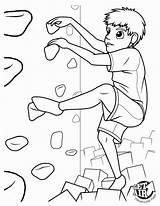 Trampoline Coloring Printables Crossword Entertain Activities Printable sketch template